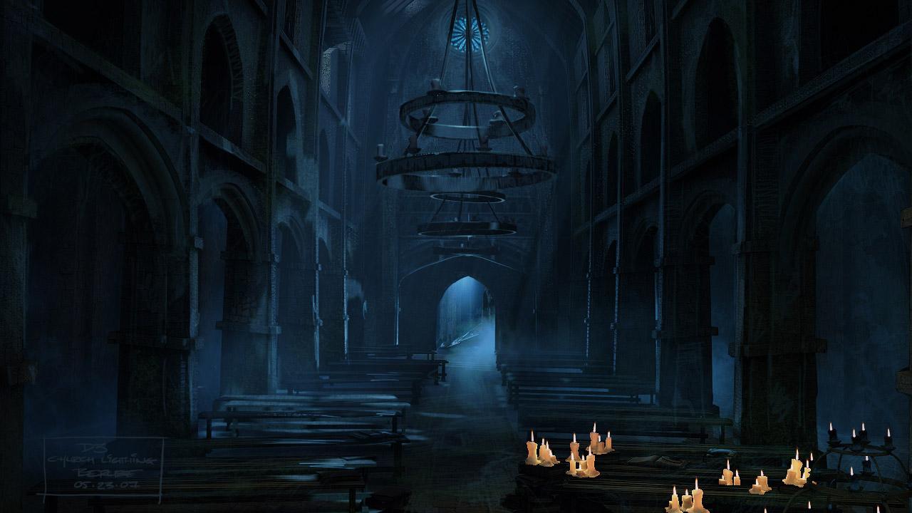 Diablo Kathedrale