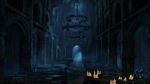 Die Kathedrale in Tristram - Diablo 3
